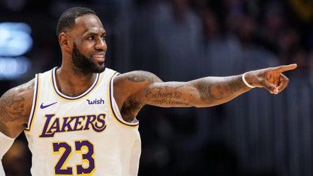 LA Lakers Run Riot In Utah
