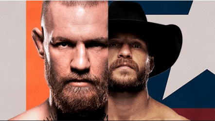 McGregor Vs Donald 'Cowboy' Cerrone