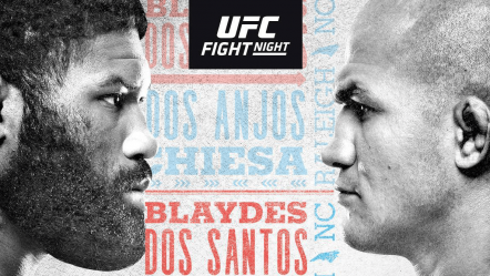 UFC on ESPN+ 24: Blades vs. dos Santos