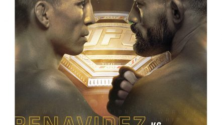 UFC on ESPN+ 27: Benavidez vs. Figueiredo Preview