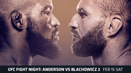 UFC Fight Night 167: Anderson vs. Blachowicz Preview